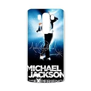 Funny Hipster Michael Jackson Custom Case Cover for LG G3 Laser Technology
