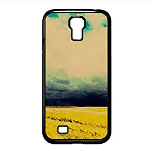 Storm Watercolor style Cover Samsung Galaxy S4 I9500 Case (Sun & Sky Watercolor style Cover Samsung Galaxy S4 I9500 Case)