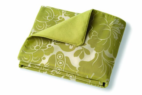 Crypton Super Fabrics Melrose Collection Throver Pet Blanket, Pear, My Pet Supplies