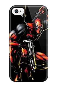Top Quality Protection Deadpool Case Cover For Iphone 4/4s 2876567K91894947