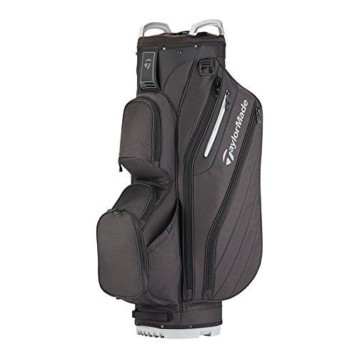 Catalina Bag Cart - TaylorMade Cart Lite 2018 Bag (Black) (Black)