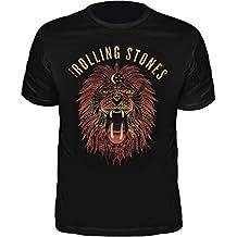 Camiseta The Rolling Stones Lion Singapore Tee