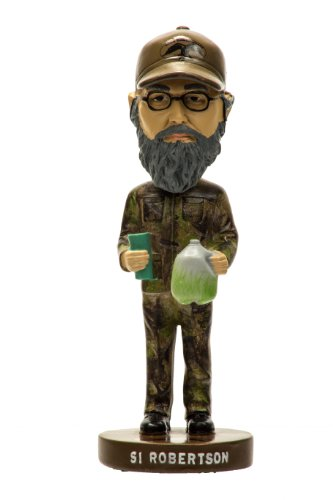 Duck Commander BOBBLE HEAD SI - Robertson Stores On