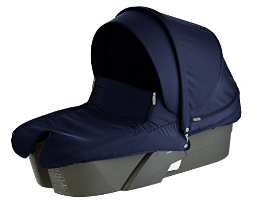 Stokke Xplory Carry Cot Complete, Deep Blue