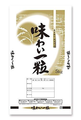 米袋 ポリ エポレン 味わい一粒 10kg 1ケース(500枚入) EP-0020 B078TBM4KR 1ケース(500枚入) 10kg用米袋
