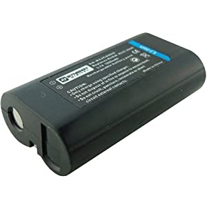 SDKLIC8000 Lithium-Ion Rechargeable Battery (3.7V 1800 mAh) - Replacement for Kodak KLIC-8000 Battery For Kodak EasyShare Z612, Z712 IS, Z812 IS, Z8612, Z1012 IS, Z1015 IS, Z1085 IS, Z1485 IS, Zx1, PlaySport Zx1
