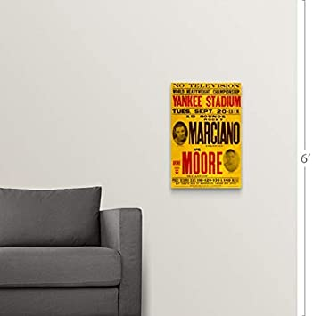 Amazon.com: Premium Thick-Wrap Canvas Wall Art Print ...