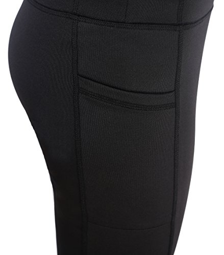 Munvot Women's Active Yoga Running Shorts Side Pockets