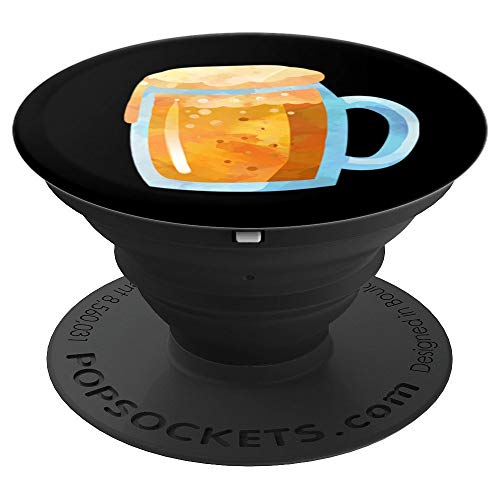 Brewery Stein - Beer Graphic Cool Mug Stein of Brew Home Brewer Brewery - PopSockets Grip and Stand for Phones and Tablets