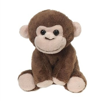 Small Plush Monkey Lil' Buddies by Fiesta
