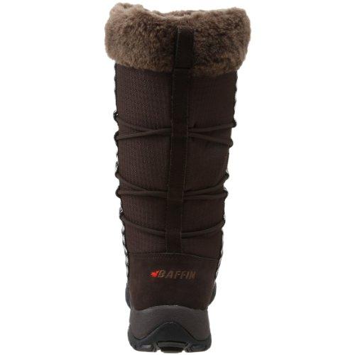 Baffin Mujeres Amak Winter Bota Chocolate
