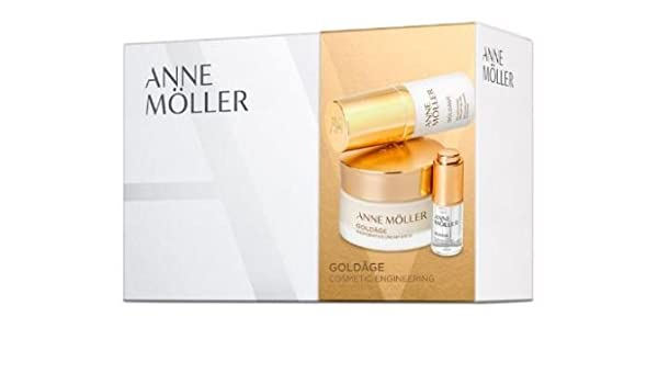 Amazon.com: Estuche Anne Moller Goldage Restorative Piel ...