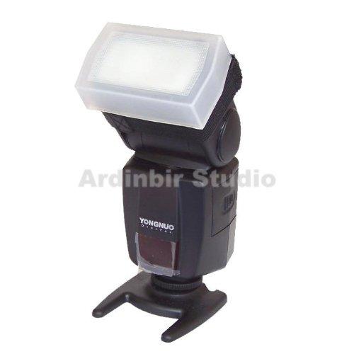 Ardinbir Omni Bounce Flash Diffuser Box for Canon EOS 450D, 1000D, 550D, 400D, 500D, 350D, Xsi, T1i, T2i, Xti, XS, XT, 50D, 40D, 10D, 20D, 7D, 5D Mark II, 1D Mark II, III, IV, 1Ds by Ardinbir Studio