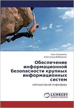 Обеспечение информационной безопасности крупных информационных систем: компьютерной инфосферы (Russian Edition)