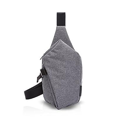 50%OFF FANDARE Sling Bag Shoulder Backpack Crossbody Bag Men Women  Waterproof Polyester 12ceb9b3ef
