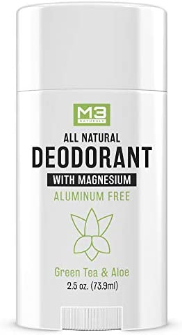 M3 Naturals Deodorant Magnesium Aluminum product image