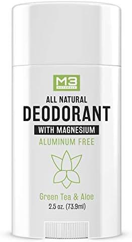 Deodorant: M3 Naturals