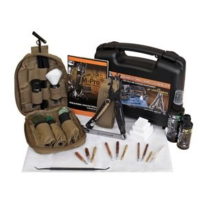 Tactical SmArms Cleaning Kit w/LthrmnMUT by Hoppe's