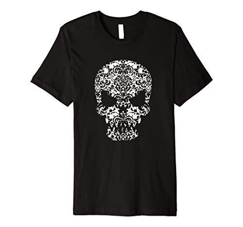 Day of the Dead Skull - Dia de los Muertos  Premium T-Shirt ()