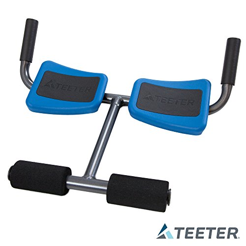 Teeter P2 Back Stretcher, Black/Blue Review