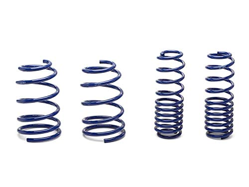SR Performance Lowering Springs - for Ford Mustang GT Coupe, V6 Coupe 2005-2014 ()