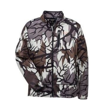 Predator Camo Men's Adrenaline Jacket, Fall Gray, X-Large