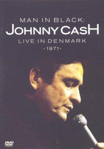Price comparison product image Johnny Cash: Man In Black - Live In Denmark 1971