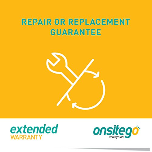 OnsiteGo 1 Year Extended Warranty for Laptops from Rs. 20000 to Rs. 35000