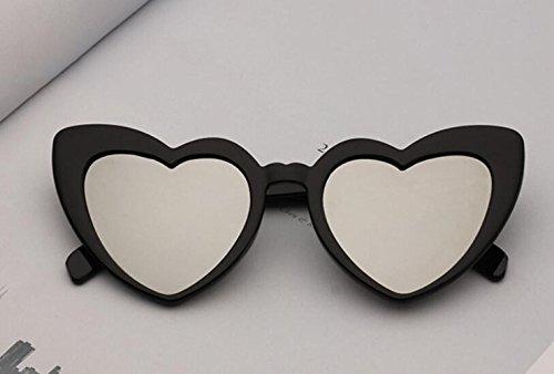 Gafas Frog Estilo Estilo Sol para Irregular y Estilo Europeo Gafas y Estilo b a Mujer Europeo Trend Estilo de Sol de Sol Americano de RDJM Americano Gafas Irregular qxzW4q