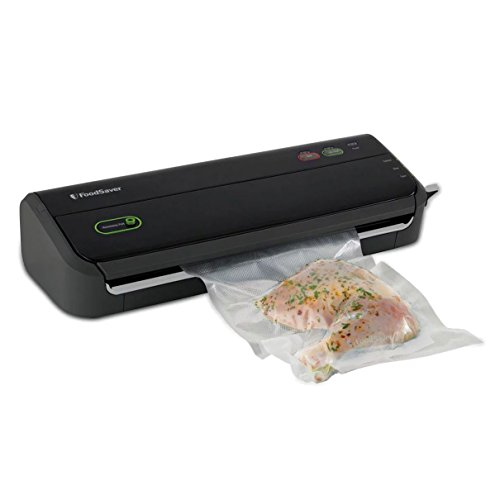 FoodSaver RT-FM2000 Vacuum Sealer, Reman, Black