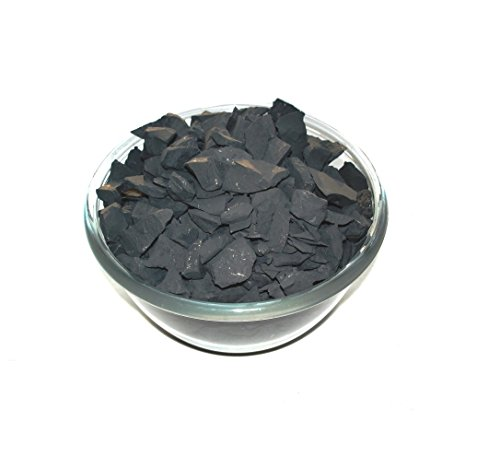 Karelian Heritage Regular Shungite Water Stones for Purification and Detoxification (2 lbs/900 gr) SW08