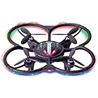 Gotd New WIFI 2.4G 4CH FPV High Hold Mode RC Quadcopter, 2 Million Pixels, Black