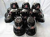 BD&A MLB Mini Batting Helmet Ice Cream Sundae/Snack Bowls-24 Pack
