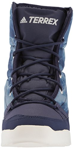 Adidas Outdoor Donna Terrex Coleah Imbottito Cp Walking Scarpa Nobile Inchiostro / Gesso Bianco / Scarlatto