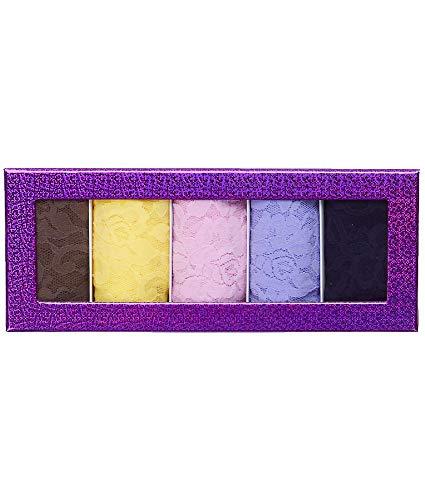Hanky Panky Women's Original Rise Boxed 5-Pack Thongs Astoria One ()