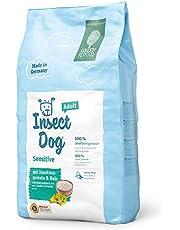Groen Huisdierenvoer InsectDog Gevoelig (1 x 10 kg)
