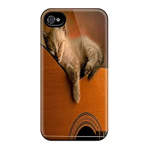 Anti-scratch And Shatterproof Cat Phone Cases For Iphone 6/ High Quality Cases