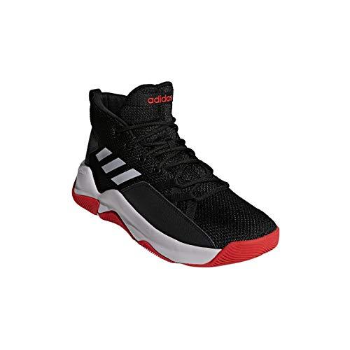 Homme Noir Adidas escarl De Chaussures negbás 0 gridos Basketball Streetfire AwqX46HrqI