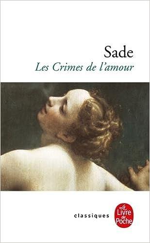 Crimes de lamour, Les (French Edition)
