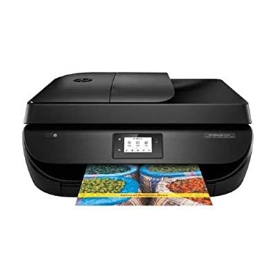 HP OfficeJet 4650 Wireless All-in-One Photo Printer with Mobile Printing, Instant Ink Ready (F1J03A) by HEWL9