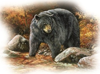 Bear Wall Border - 5