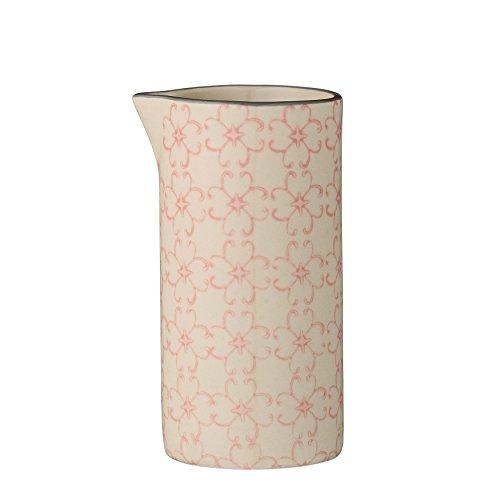 Bloomingville Ceramic Cecile Creamer, Multicolor by Bloomingville