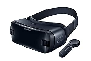 Samsung Gear VR w/Controller (2017) - Latest Edition - SM-R325NZVAXAR (US Version w/ Warranty)