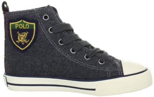 Polo Ralph Lauren University hi 99249 Mädchen Sneaker Grau (Grey)