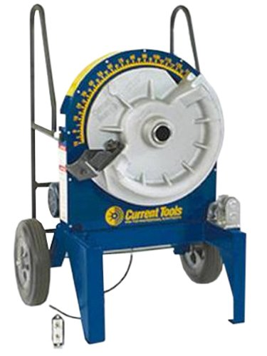 Current Tool 77RIG Conduit Electric Bender with 700R Rigid Shoes and Accessories (Rigid Hydraulic Pipe Bender)