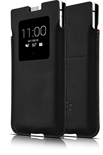 BlackBerry KEYone Smartphone Pocket Sleeve Case by BlackBerry Mobile (Image #1)
