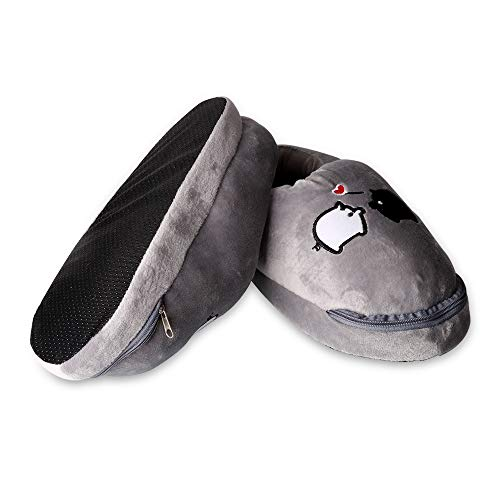 896df279ca9d USB Electric Heating Slipper Heated Shoes