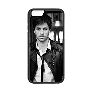 iPhone 6 Plus 5.5 Inch Case Black Enrique Iglesias Cell Phone Case Cover Z3F9WE