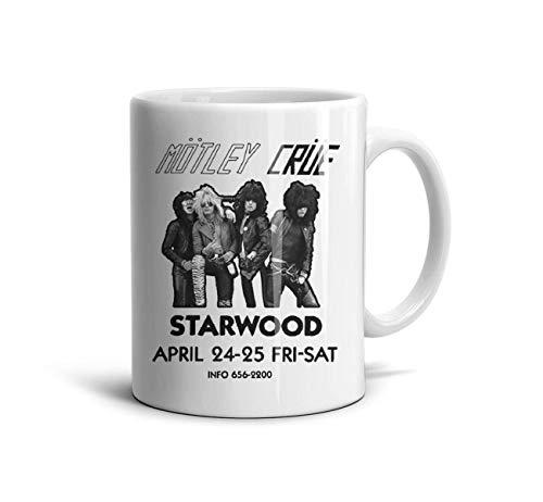 Office Starwood (TyLerCcs Coffee Mug Souvenir Ceramic Tea Cup 11 oz White-Rock Group Symbol)