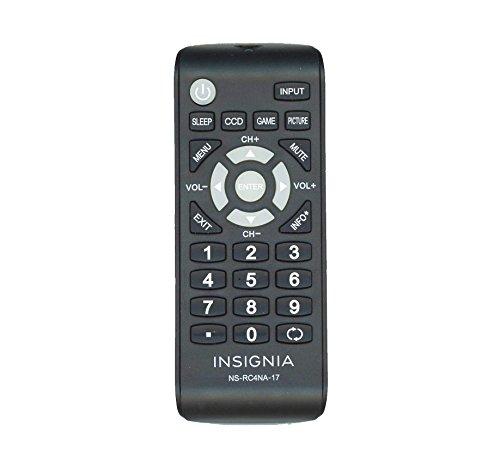 insignia remote controls - 5